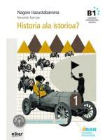Historiak eta istorioak (B1) (+CD)