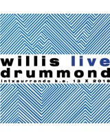 Willis Drummond live DVD + CD