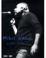 Mikel Laboa (1934-2008) DVD+CD