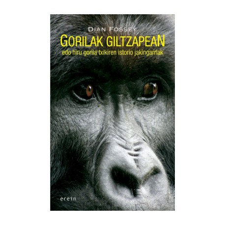 Gorilak giltzapean