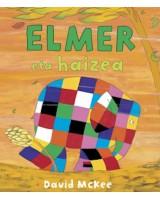 Elmer eta haizea - David McKee - Elmer euskaraz - Karrikiri Denda