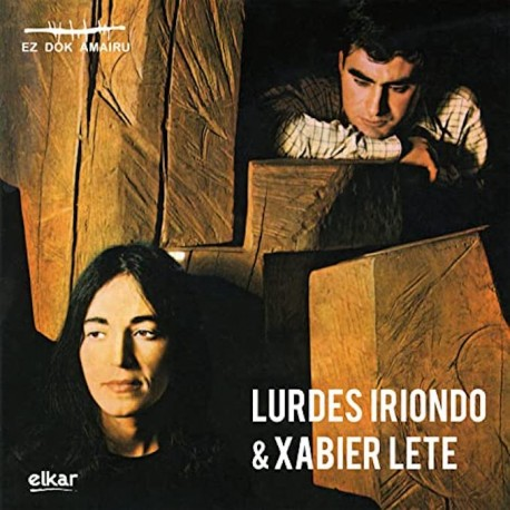 Lurdes Iriondo & Xabier Lete (CD)