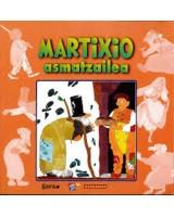 Martixio asmatzailea liburua - Sagrario Yarnoz - Joxan Ormazabal