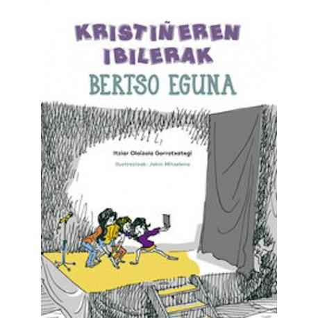 Kristiñeren ibilerak Bertso Eguna - Itziar Olaizola - Jokin Mitxelena - Karrikiri Euskal Denda