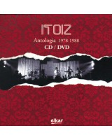 Itoiz  Antologia (1978-1988)  CD + DVD