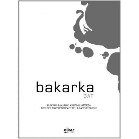 Bakarka 1  (+ erantzunak)  Frantsesez