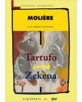 Tartufo / Zekena - Moliere - Literatura Unibertsala - Karrikiri Euskal Denda